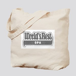 WB Grandpa [Dutch] Tote Bag